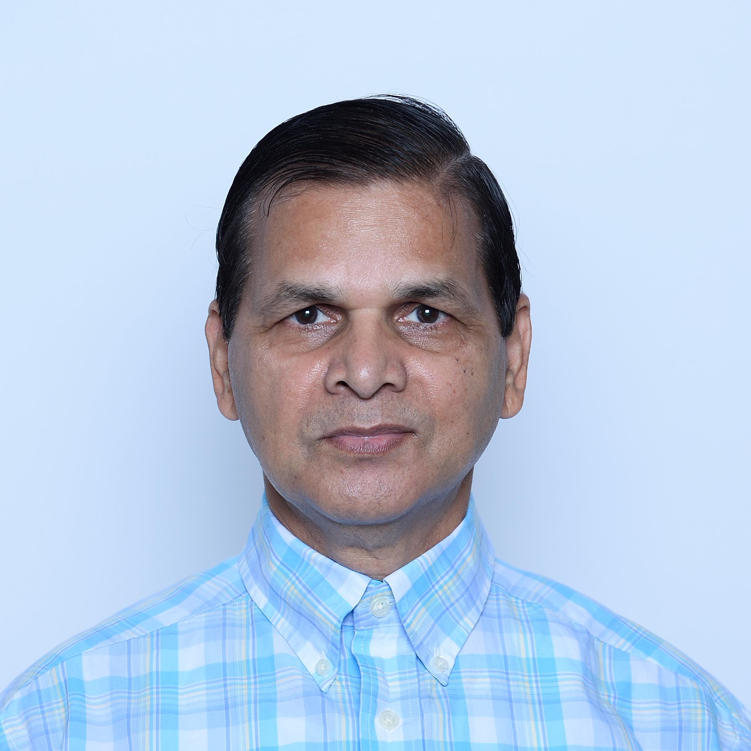 Dr S P Roy